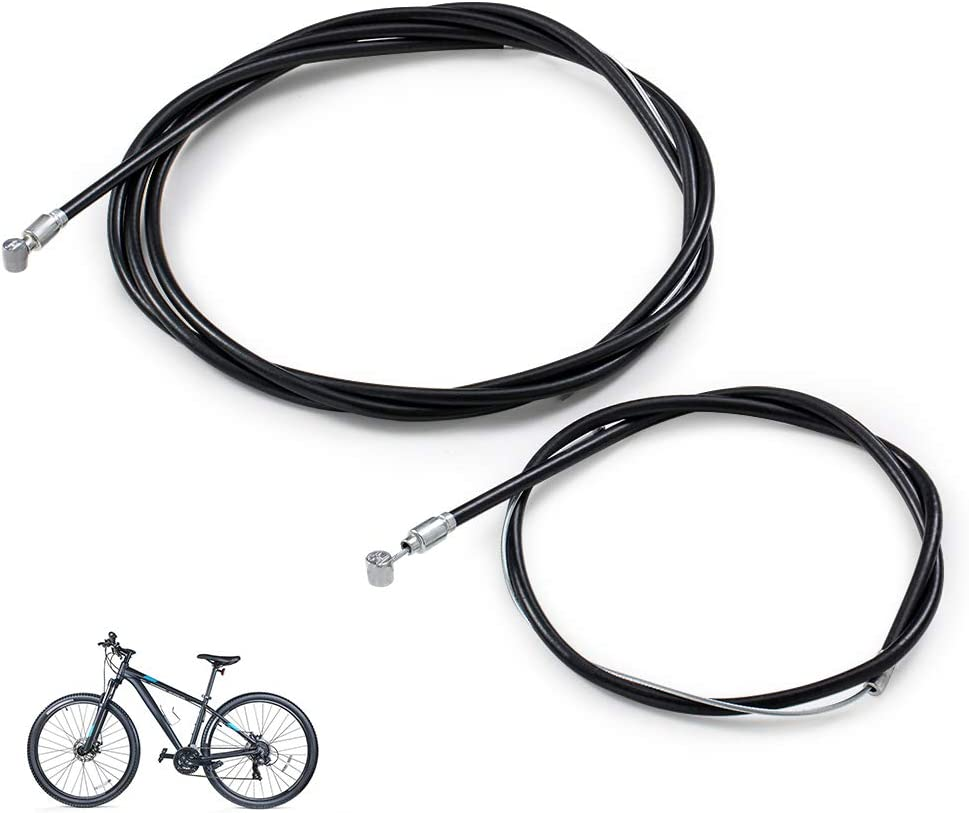 Mtb Bike Brake Line Stainless Steel Road Bicycle Shifter Gear Brake Cable 1