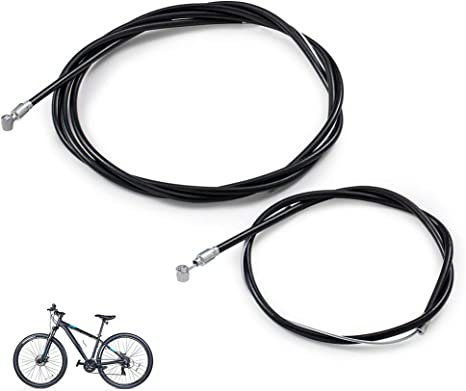Bicycle Inner Outer Front /& Rear Wire Gear Brake Cable Set for Mountain Bike US