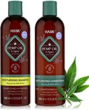 HASK Beauty Shampoo + Conditioner Set