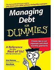 Managing Debt For Dummies