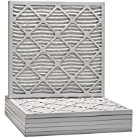 24x24x1 Dust & Pollen Merv 8 Pleated Replacement AC Furnace Air Filter (6 Pack)