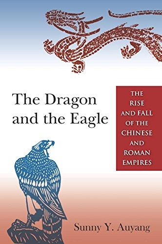 The Dragon and the Eagle: The Rise and Fall of the Chinese and Roman Empires (Rome Jade Gate)