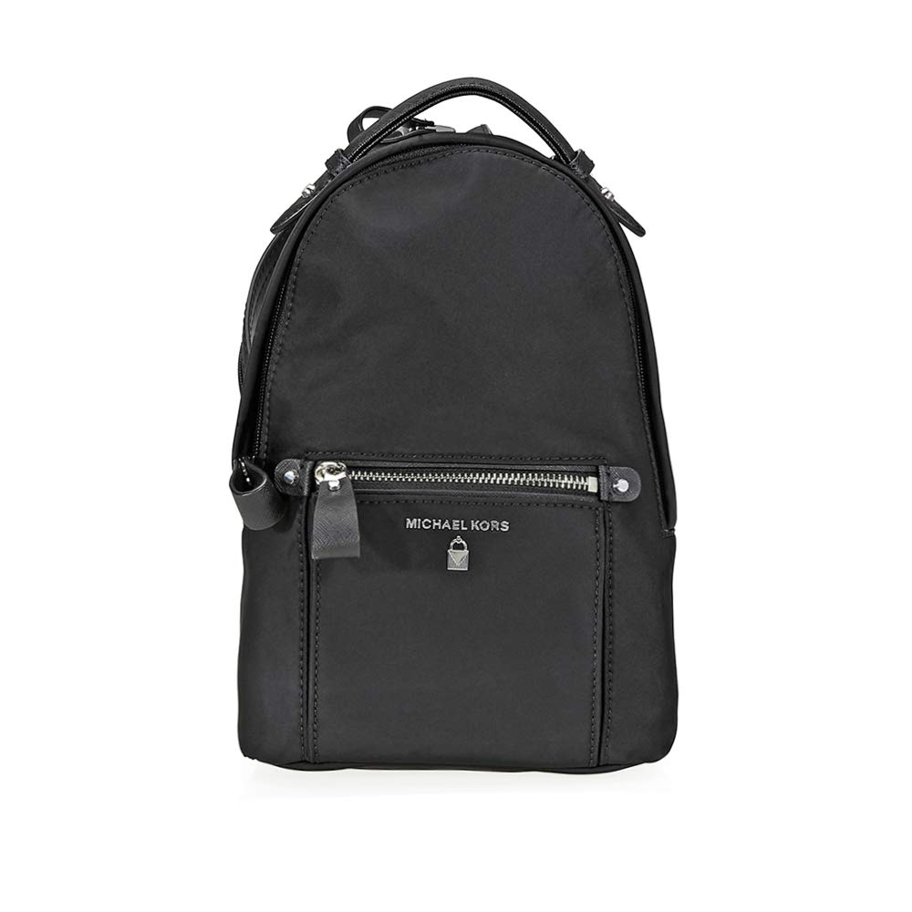 8aeaa5d3922d Amazon.com: Michael Kors Nylon Kelsey Backpack- Black: Shoes
