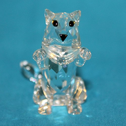 Swarovski Kitten (Swarovski Figurine Kitten 162887)