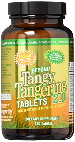 Beyond Tangy Tangerine Tablets tablets product image