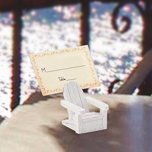 Adirondack Chair Place Card Holders - 4