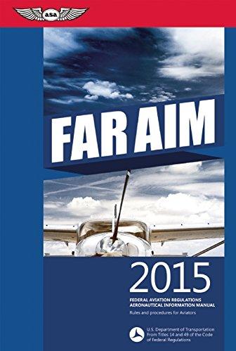 federal aviation regulations aeronautical information manual