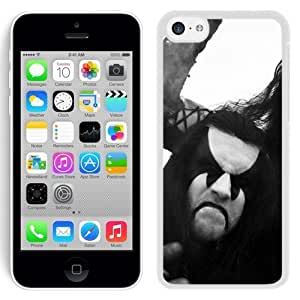 Beautiful Designed Cover Case With Immortal Band Image Scream Faces (2) For iPhone 5C Phone Case