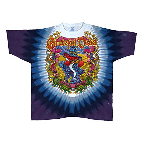 (Blue Mountain Dyes LLC Grateful Dead Terrapin Moon Tie Dye T Shirt (XX-Large))
