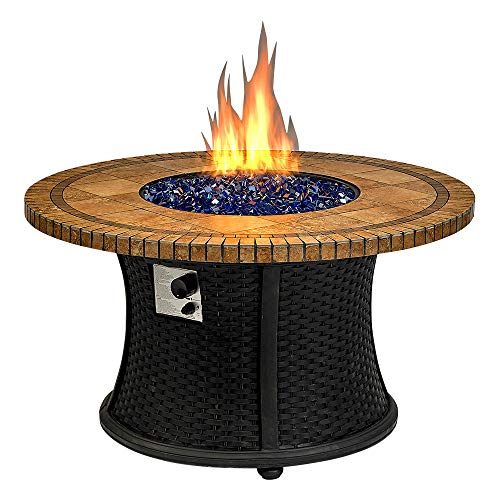 Duraflame Hermosa Fire Pit with 42