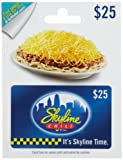 Skyline Chili Gift Card $25