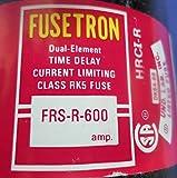 Fusetron FRS-R-600 Fuse Dual-Element 600amp