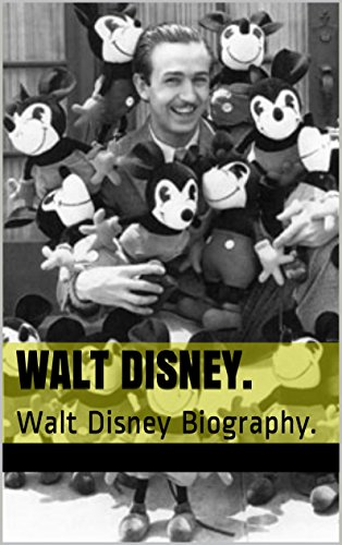 Amazon Com Walt Disney Walt Disney Biography Ebook Nicole