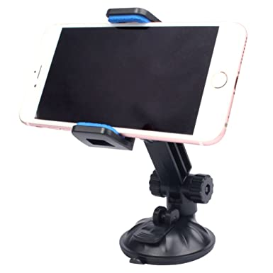 Cell Phone Holder with One Touch Button for Cell Phone