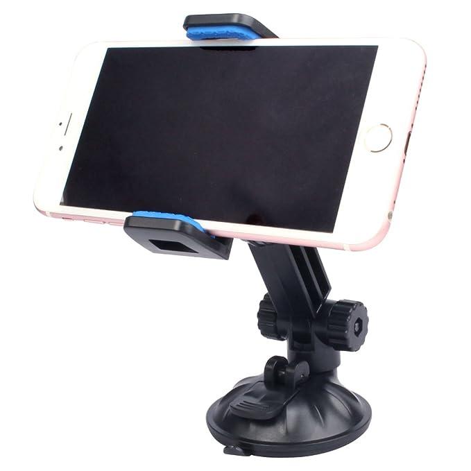 coyom coche universal soporte para teléfono y GPS con 360 Degree rotación para smartphones y dispositivos