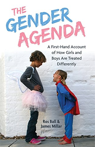Download The Gender Agenda: A First-Hand Account of How Girls and Boys Are Treated Differently pdf