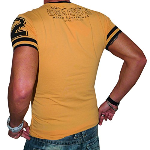 Cipo&Baxx T-Shirt Super Optik Rückenprint Grössen S-M-L-XL