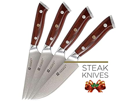Amazon.com: Supinity VG10 - Cuchillo de cocina de acero de ...