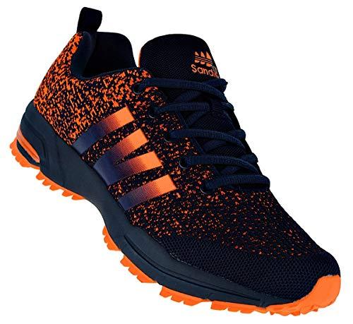 Sandic Neon turnschoenen sneaker sportschoenen heren boots 096