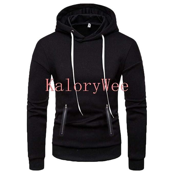 Herbst Winter Mode Seite Reißverschluss Haufen Haufen Kragen Pullover Pullover Herren Casual Pure Color Sweater
