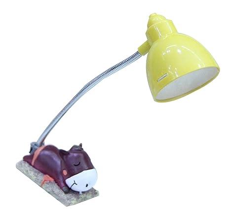 Cute caballo lámpara de escritorio baratos Dormitorio ...