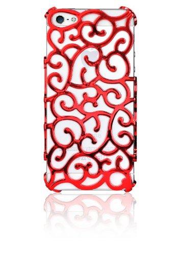 iPhone 5;SPADA; Hard,cover;art;Hülle;Bumper;Tasche; für das iPhone5; Schutzhülle, Case, Cover,rot;red