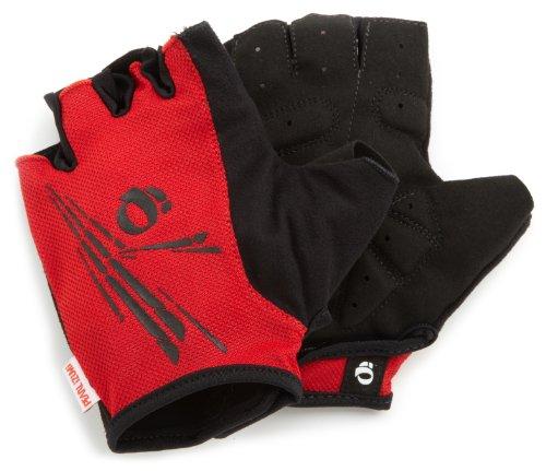 Izumi Gloves Spandex Pearl (Pearl Izumi Men's Select Glove, True Red, Small)