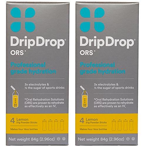 DripDrop Gluten Hydration Powder Packet