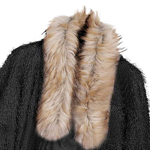 Moda Manica Nuove Cappotto Maglia Nero Caldo Maglione Solido Casual Fangcheng A Lavorato Lunga Design Cardigan Donne aqHO0wO