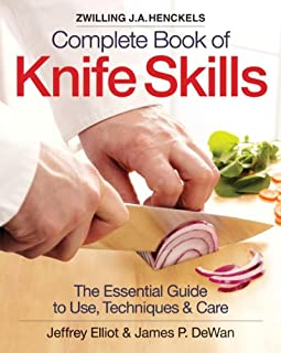 The Zwilling J. A. Henckels Complete Book of Knife Skills: The Essential Guide to Use, Techniques and Care (0778802566)   Amazon Products