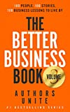 Free eBook - The Better Business Book