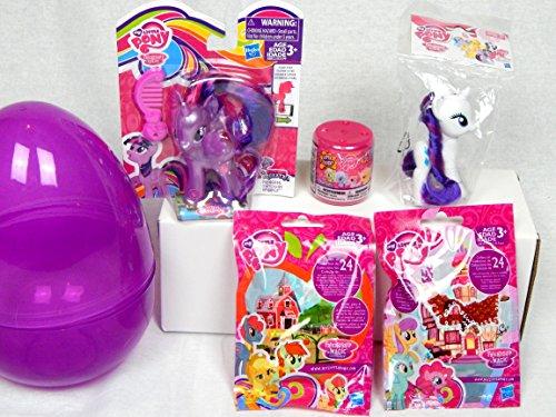 My Little Pony Collectibles Mystery Mega Bundle (Surprise Eggs)