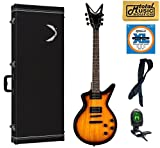 Dean Guitars Cadillac X Trans Brazilia Case Bundle