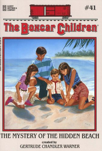 The Mystery of the Hidden Beach - Book #41 of the Boxcar Children