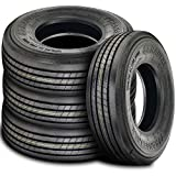 Set of 4 (FOUR) TransEagle ST Radial All Steel Heavy Duty Premium Trailer Radial Tire-ST235/80R16 129/125M G (14 Ply)