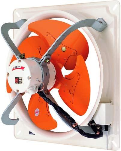 スイデン 有圧換気扇(圧力扇)ハネ径50cm1速式100V SCF-N50DE1
