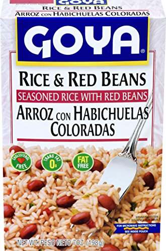 Goya Foods Rice and Red Beans Mix, 7 oz