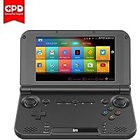 New Original GPD XD Plus 5 Inch 4 GB/32 GB MTK 8176 Hexa-core Handheld Game Console gameplayer Laptop (Black)