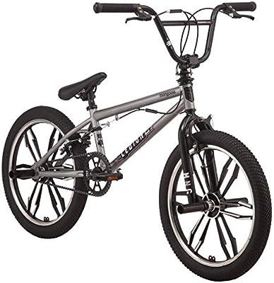 Mongoose Stun Bicicleta BMX de Estilo Libre para niños con Ruedas ...