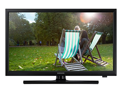 Samsung LT24E310EX/XU 24-Inch LED TV with Built in Wall Mount Option -...