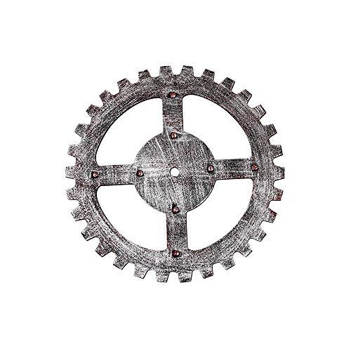 LiPing European Modern Vintage Steampunk Gear Industrial Sty