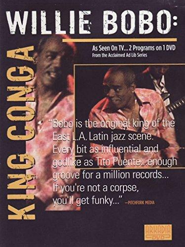 WILLIE BOBO: King Conga by Arkadia DVD