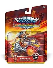 Skylanders SuperCharges - Figura Burn Cycle (Vehicle)