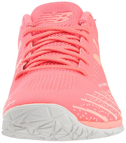 New Balance Frauen 20v7 Cross Trainer Vivid Coral / Fidschi