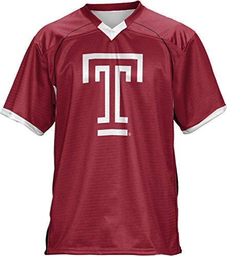ProSphere Men's Temple University No Huddle Football Fan Jersey - State College Shopping In Pa