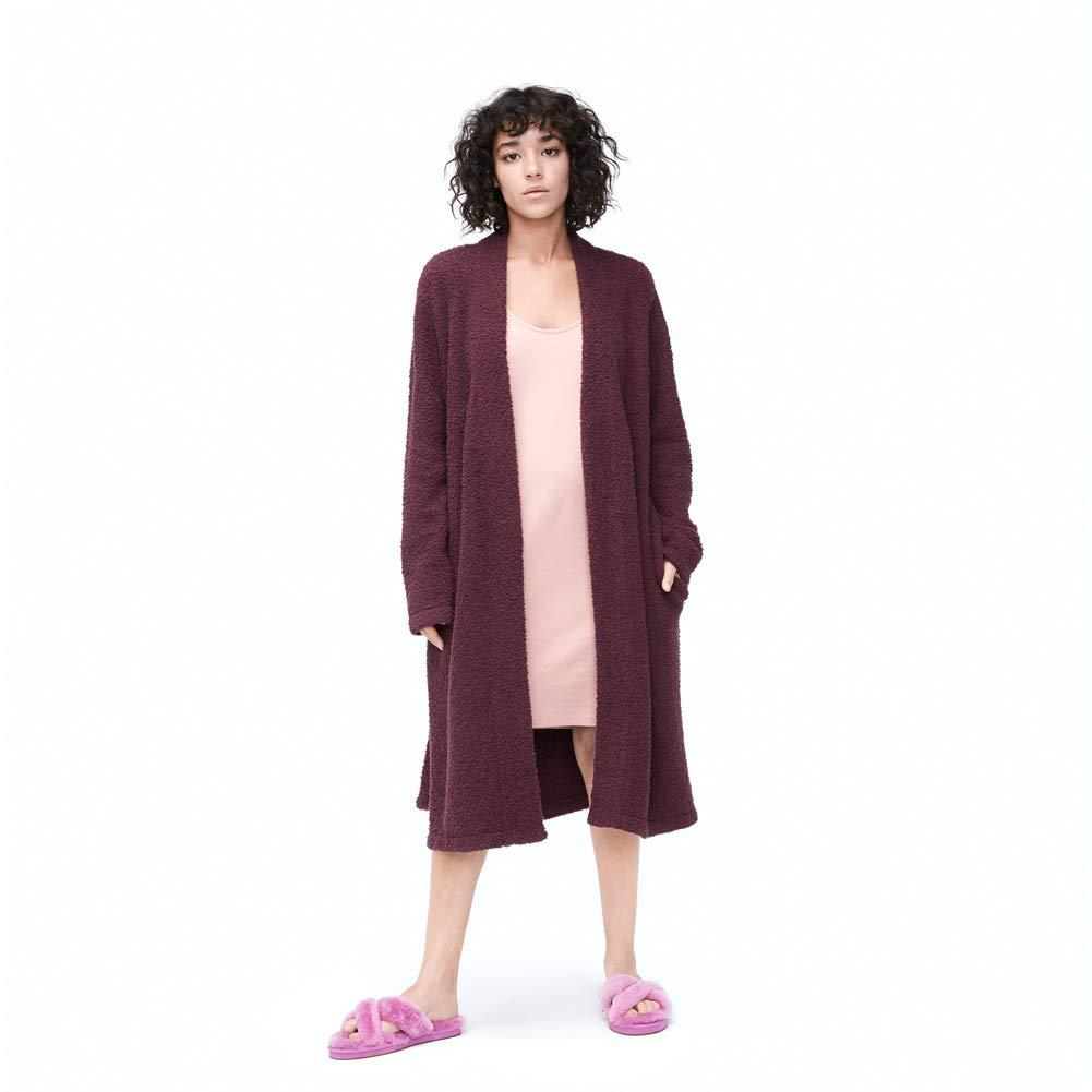 Ana Sweater Plush Knit Robe UGG 1018594