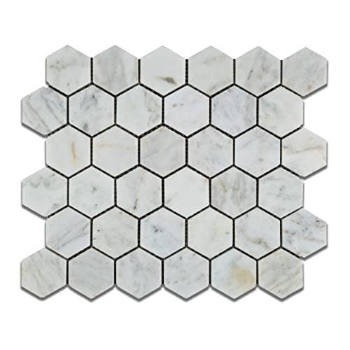 Magnificent 12X24 Floor Tile Patterns Big 18X18 Floor Tile Square 1X1 Ceramic Tile 2X4 Subway Tile Backsplash Young 4 Inch Floor Tile ColouredAccent Floor Tile Hexagon Floor Tile: Amazon