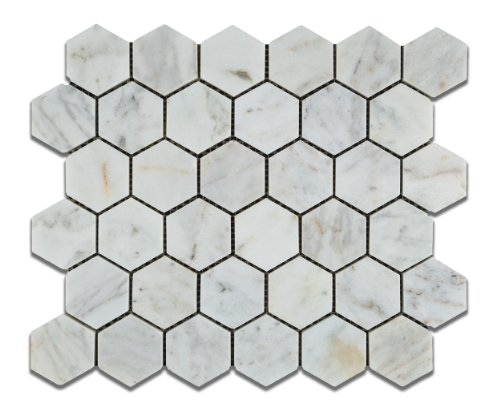 Bianco Venatino (White Carrara) Marble 2