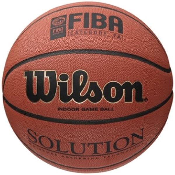 Wilson Pelota de baloncesto de interior, Competición, Pavimento ...