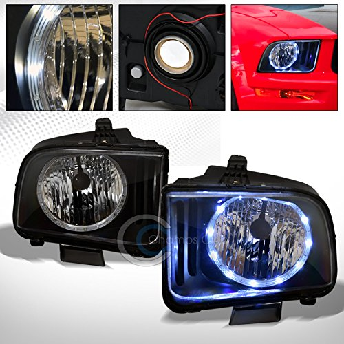 05 mustang headlight assembly - 8